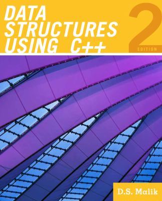 Data Structures Using C++ 9780324782011