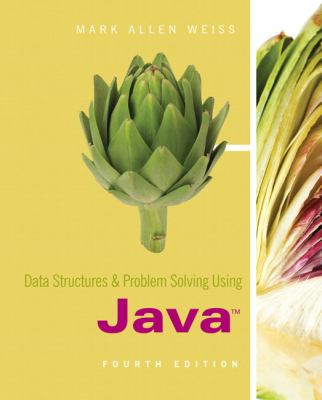Data Structures & Problem Solving Using Java 9780321541406