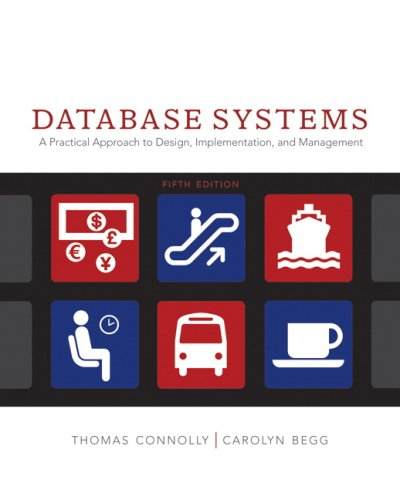 Database Systems: A Practical Approach to Design, Implementation and Management 9780321523068