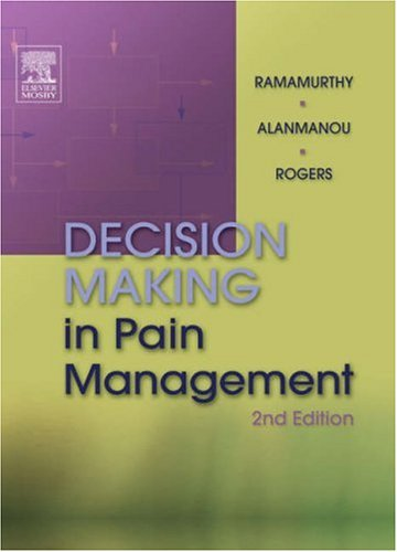 Decision Making in Pain Management 9780323019743