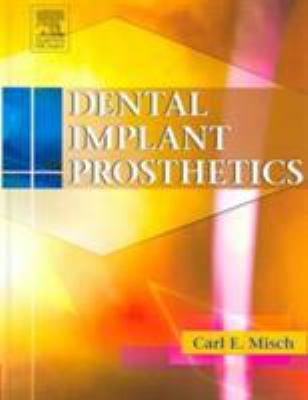 Dental Implant Prosthetics 9780323019552