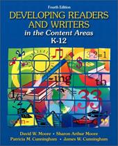 Developing Readers and Writers: In the Content Areas K-12 629959
