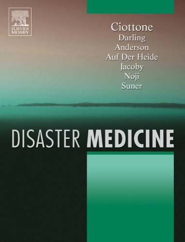 Disaster Medicine 9780323032537