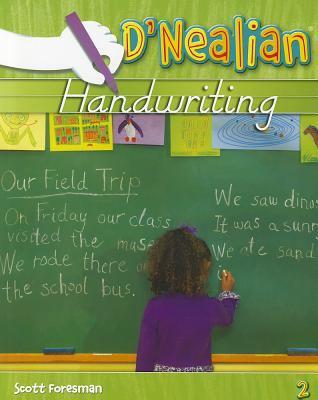 Dnealian Handwriting 2008 Student Edition (Consumable) Grade 2 9780328211982