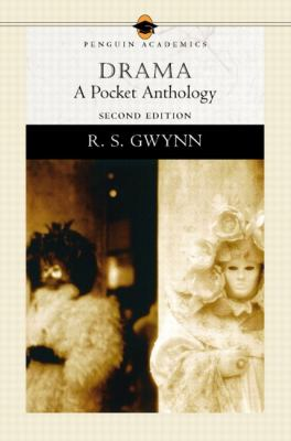 Drama: A Pocket Anthology (Penguin Academics Series) 9780321091758