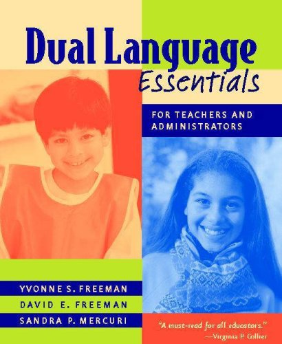 Dual Language Essentials for Teachers and Administrators 9780325006536