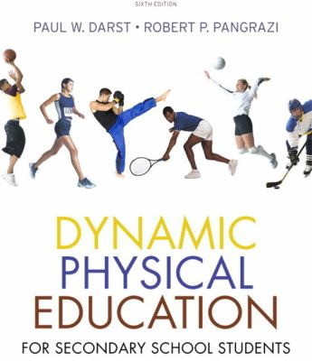 Dynamic Physical Education for Secondary School Students 9780321536792