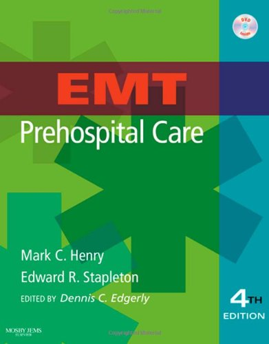 EMT Prehospital Care [With DVD] 9780323085335
