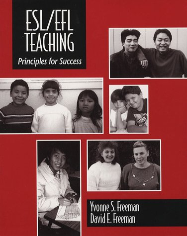 ESL/Efl Teaching: Principles for Success 9780325000794