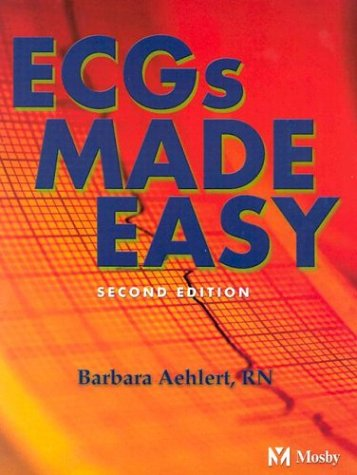 Ecgs Made Easy - Book & Pocket Guide Package 9780323014328