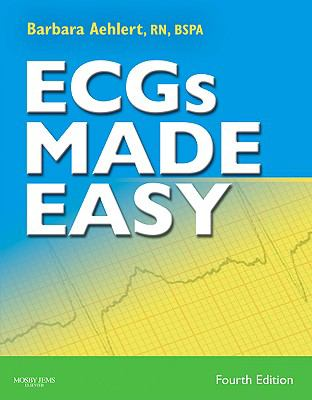 ECGs Made Easy [With Pocket Reference for Ecgs Made Easy] 9780323069243