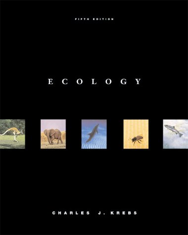 Ecology : The Experimental Analysis of Distribution and Abundance, Package - 5th Edition
