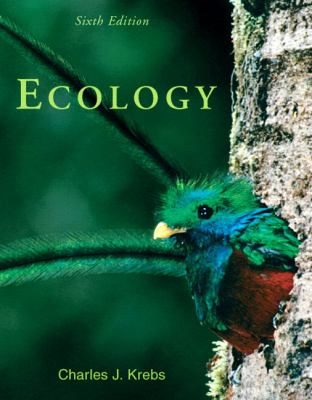 Ecology: The Experimental Analysis of Distribution and Abundance 9780321507433