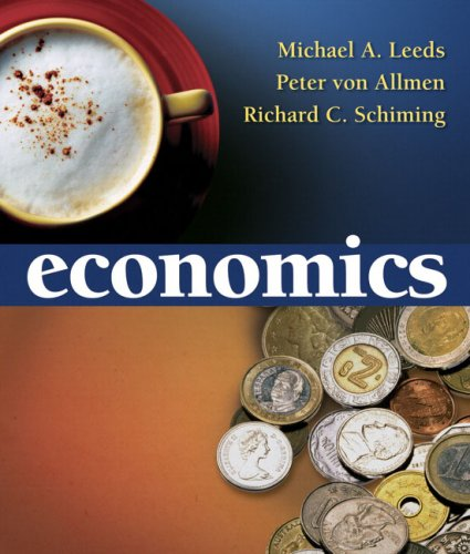 Economics Plus Myeconlab [With Plus Myeconlab] 9780321278968