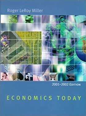 Economics Today: 2001-2002 Edition with Economics in Action 2001-2002 Version 9780321085016