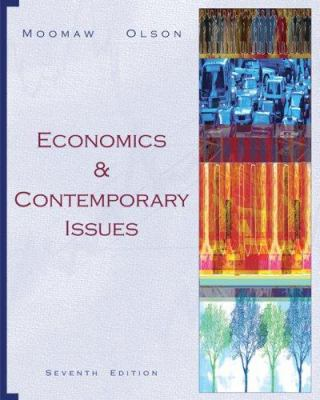 Economics and Contemporary Issues 9780324321661