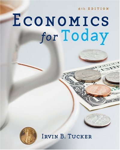 Economics for Today 9780324591361