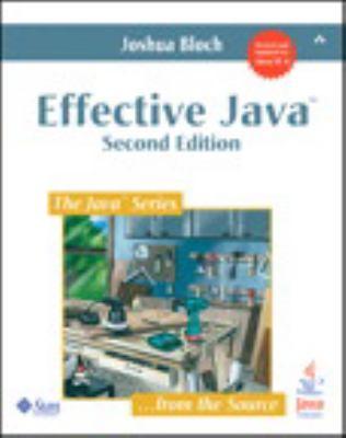 Effective Java 9780321356680