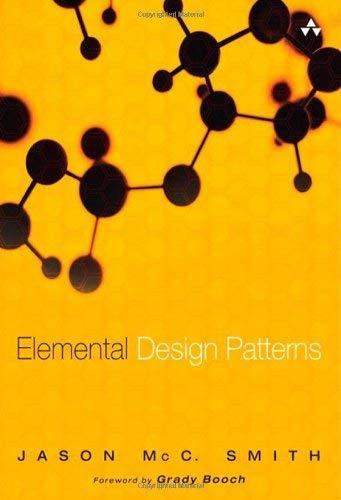 Elemental Design Patterns 9780321711922