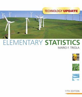 Elementary Statistics Technology Update Plus Mymathlab/Mystatlab Student Access Code Card