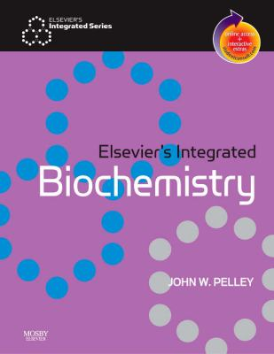 Elsevier's Integrated Biochemistry: With Student Consult Online Access 9780323034104