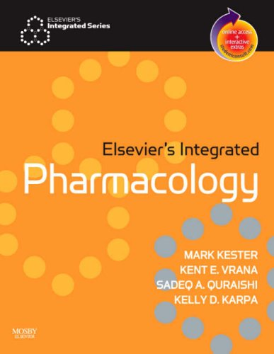 Elsevier's Integrated Pharmacology: With Student Consult Online Access 9780323034081
