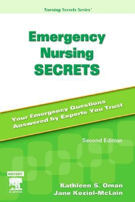 Emergency Nursing Secrets 9780323040327