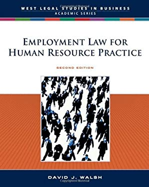 Employment Law and Human Resource Practice 9780324303933