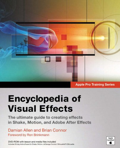 Encyclopedia of Visual Effects [With DVD ROM] 9780321303349