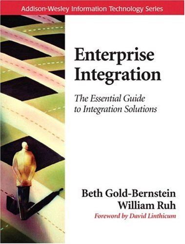 Enterprise Integration: The Essential Guide to Integration Solutions 9780321223906