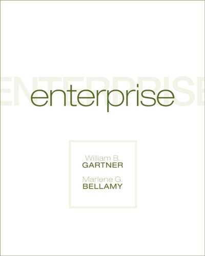Enterprise [With Access Code] 9780324130850