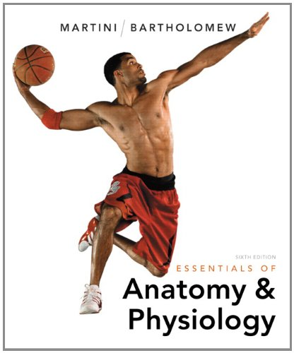 Essentials of Anatomy & Physiology 9780321787453