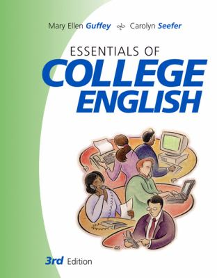 Essentials of College English [With Infotrac] 9780324201505