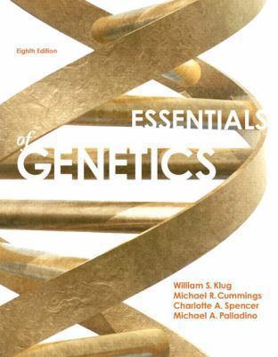 Essentials of Genetics 9780321803115