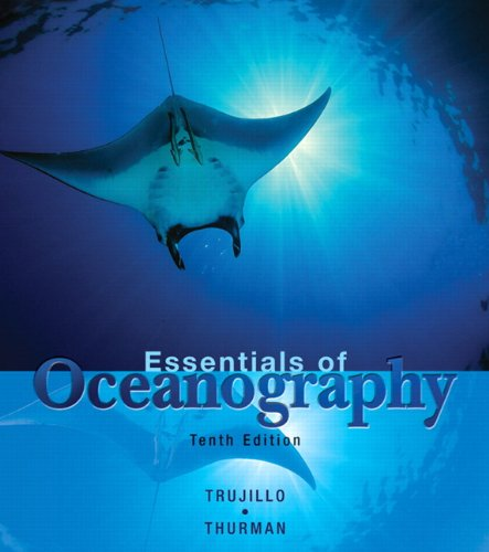 Essentials of Oceanography [With Access Code] 9780321668127