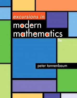 Excursions in Modern Mathematics (8th Edition)