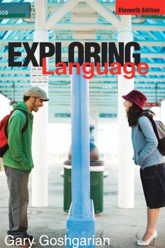 Exploring Language 9780321457974