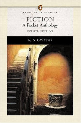 Fiction: A Pocket Anthology, (Penguin Academics Series) 9780321244444