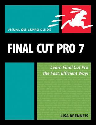 Final Cut Pro 7 [With Access Code] 9780321636812