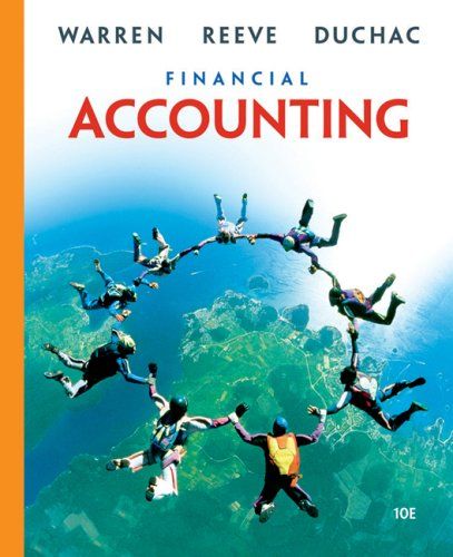 Financial Accounting - 10th Edition