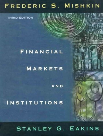 Financial Markets and Institutions 9780321050649
