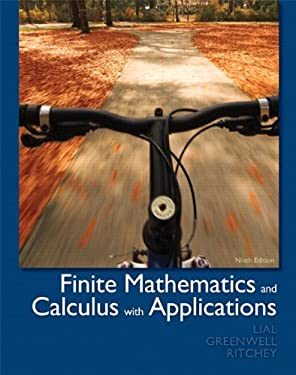 Finite Mathematics and Calculus with Applications Plus Mymathlab/Mystatlab Student Access Code Card 9780321760043