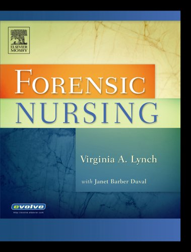 Forensic Nursing 9780323028264