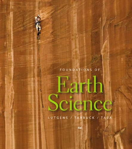 Foundations of Earth Science 9780321663023