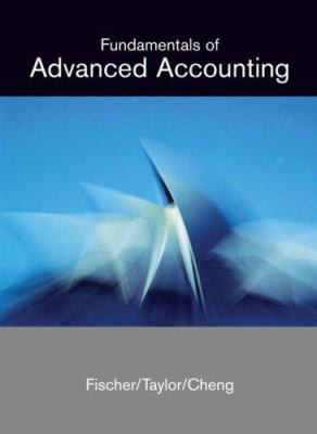 Fundamentals of Advanced Accounting 9780324378900