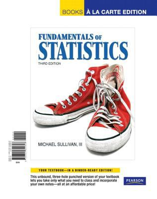 Fundamentals of Statistics 9780321644848
