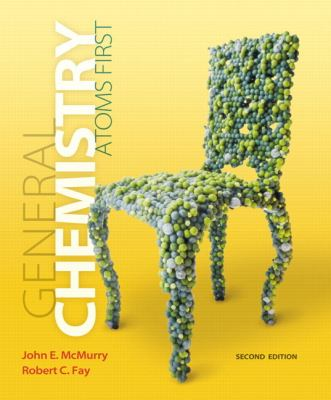 General Chemistry: Atoms First with MasteringChemistry