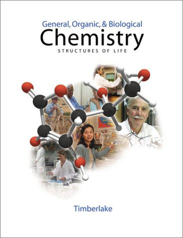 General, Organic, and Biological Chemistry by H. Stephen Stoker (2015, Hardcove…