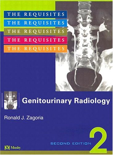 Genitourinary Radiology: The Requisites 9780323018425