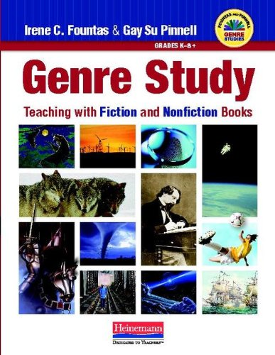 Genre Study: Teaching with Fiction and Nonfiction Books 9780325028743